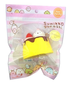 Sumikkogurashi Squishy Pudding Shirokuma