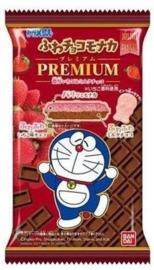 Doraemon Choco Monaca Premium Strawberry