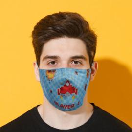 Mund-Nasenmaske - Game Over