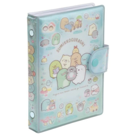 San-X - Sumikkogurashi - Sticker folder with inserts