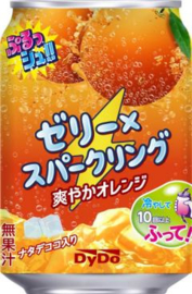 Purusshu! Jelly x Sparkling Fresh Orange