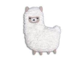 Huggable Alpaca - microwave plushie
