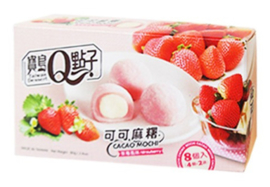 Cacao Mochi - Strawberry flavour