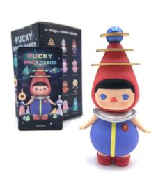 Pop Mart Collectibles Blind Box - Pop Mart X Pucky Space Babies