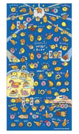 Stickersheet PuchiPuchi Food