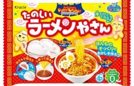 Popin Cookin Ramen  DIY Japanischen Süßigkeiten