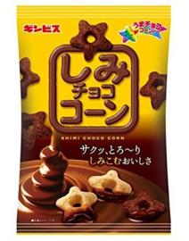 Shimi Choco Corn Chocolate