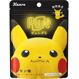 Puré Pokémon Lemon gummy