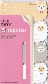 To-Do Stickies - Alpaca