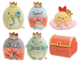 Mini Plush Sumikkogurashi Mogura no Ouchi (choose one)