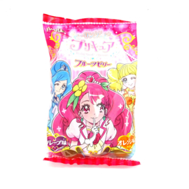 Jellies in a cup - Pretty Cure Fruit Jelly