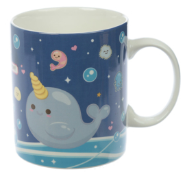 Narwhal Becher