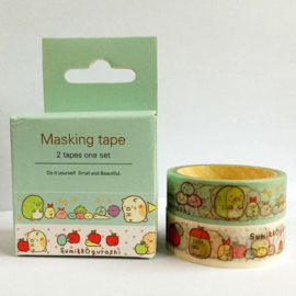 Washi Tape Set 2 - Sumikkogurashi