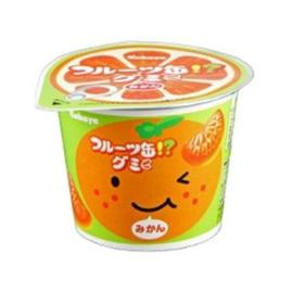 Kabaya Petit Mikan Soft Gummy