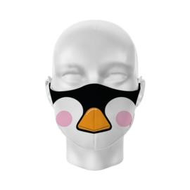 Mondkapje - Pinguin