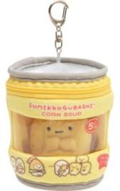 Plushie San-X Sumikkogurashi Corn Soup