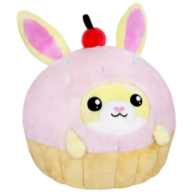 Squishable - 7 inch Undercover Bunny in Cupcake
