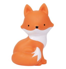 Kawaii lamp fox