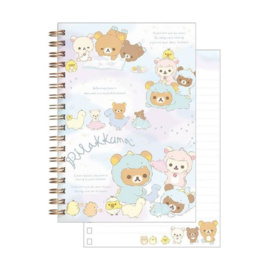Notizbuch Rilakkuma Dinosaur dreams