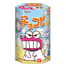 ShinChan Chocobi Zuckerwatte-Snack
