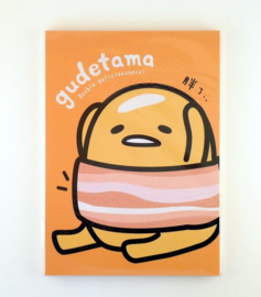 Memopad Large Gudetama Orange