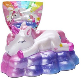 Squishy Sleepy Unicorn - kies je kleur