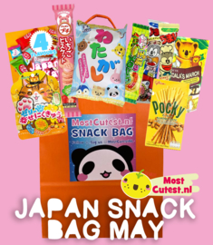 JAPAN SNACK BAG MAY! Japanese Candy Bag by MostCutest.nl