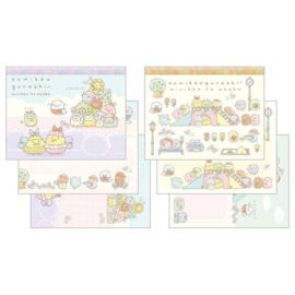 Memoblok klein San-X Sumikkogurashi - Minikko To Osabo - Pick one