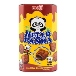 Hello Panda Kekse - Double Chocolate