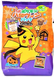 Pokémon Halloween Chocolate Corn uitdeelverpakking