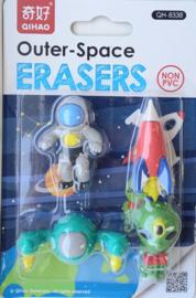 Eraserset Space & Rocket