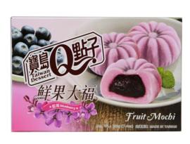 Fruit Mochi Blueberry Flavour
