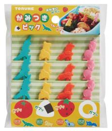 Kawaii Animals Pick Bite - Food Picks für Bento Box