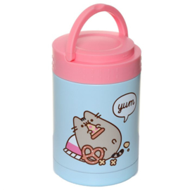 Snack pot Pusheen (Stainless Steel thermos pot)