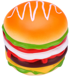 Squishy Vlampo Hamburger