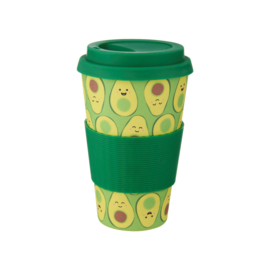 Kawaii Take-Away Mok Avocado