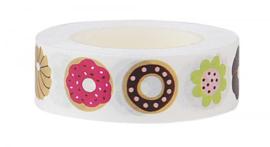 Washi tape - donut
