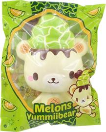 Squishy Yummiibear Mascot - Melon