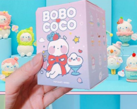 Pop Mart Collectibles Blind Box - Pop Mart X Bobo and Coco Plush
