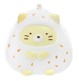Sumikkogurashi Squishy Neko Riceball