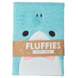 Notebook Fluffy Shark
