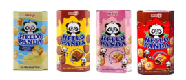 Hello Panda Cookies - 4-pack