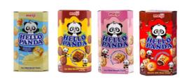 Hello Panda Cookies - 4 smaken