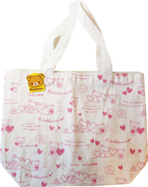 Canvas tas Rilakkuma Love