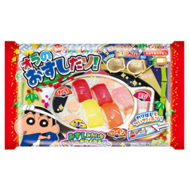 DIY Candy Crayon Shin-Chan Sushi Set