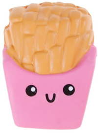 Squishy French Fries Pink