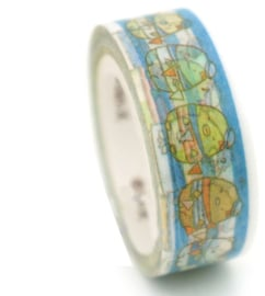 San-X Washi Tape Sumikkogurashi Sailor