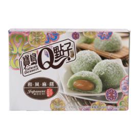 Mochi Coconut Pandan Flavour