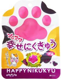 Nikukyu Grape Gummy