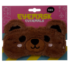 Schlafmaske Bear